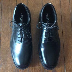 Deer Stags Black S.U.P.RO. Socks Oxford Shoe 15W
